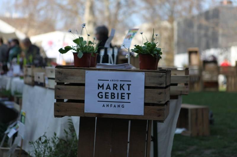 Karls Garten wächst