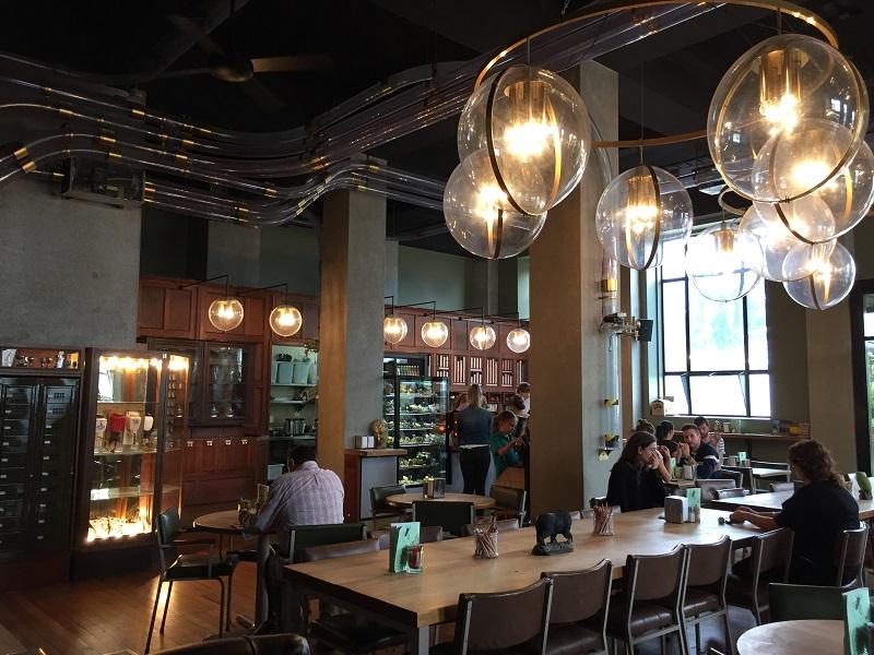 Café Neuseeland